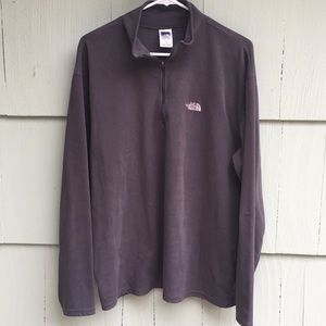 The North Face Grey Fleece L